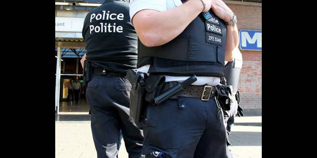 En 2012, 83 policiers ont dû faire feu - La DH