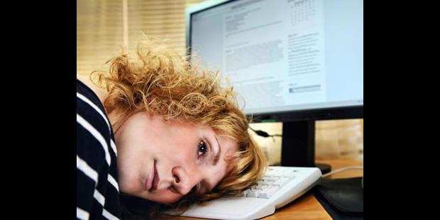 Une personne sur trois stressée au travail - La DH