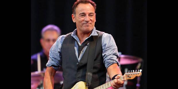 Springsteen tête d'affiche à Werchter - La DH