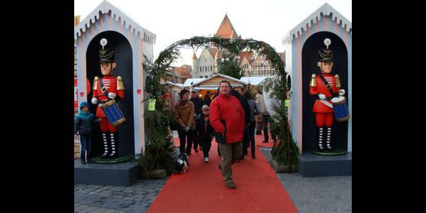 Un mois de féerie à Tournai - La DH