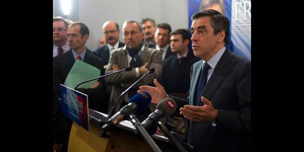 Fillon prêt à réintégrer le groupe UMP en cas de nouveau vote - La DH