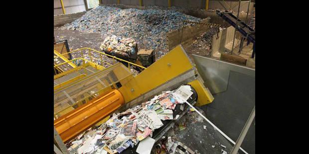 Recyclis ou  le tri automatisé - La DH