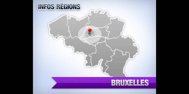 Accident au boulevard Léopold III : deux blessés - La DH