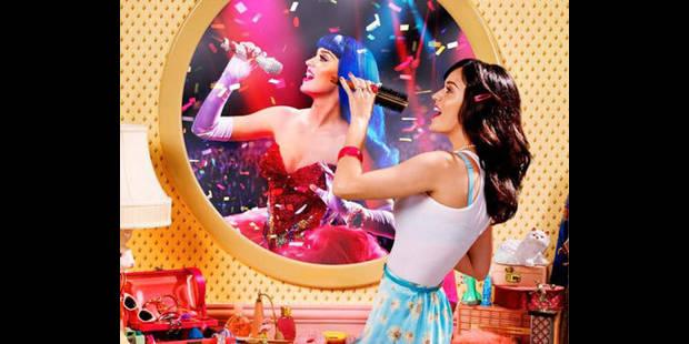 Katy Perry : ?Il ne faut pas être parfaite pour réussir? - La DH