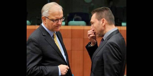 Zone euro: échec des discussions sur la Grèce - La DH