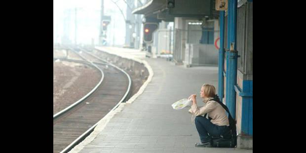"""Grèves: le Thalys resta """"fortement perturbé"""", le trafic Eurostar pas épargné - La DH"""