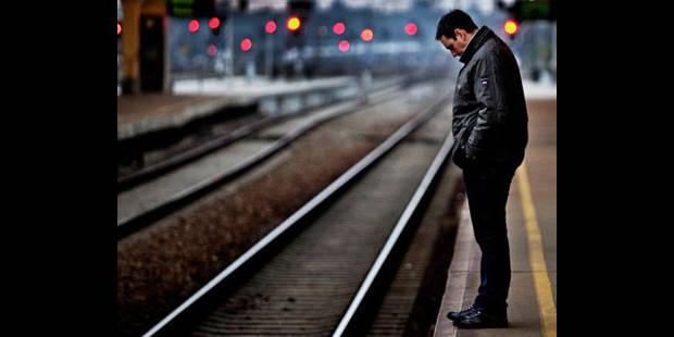Des perturbations importantes à craindre sur le rail mercredi - La DH