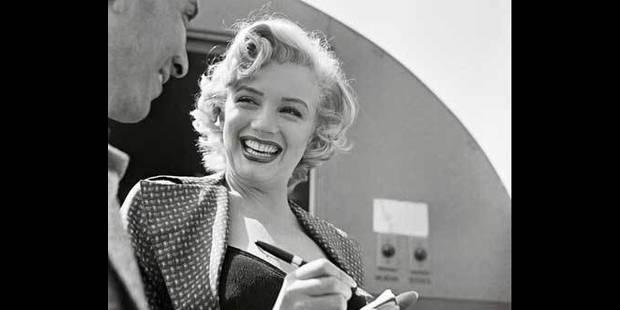 Vif intérêt en Pologne pour une collection inédite de photos de Marilyn Monroe - La DH