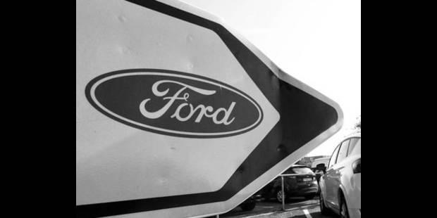 Ford va supprimer 1.500 emplois au Royaume-Uni - La DH