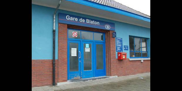 SNCB: Vol de câbles et vandalisme sur la ligne Tournai-Mons - La DH