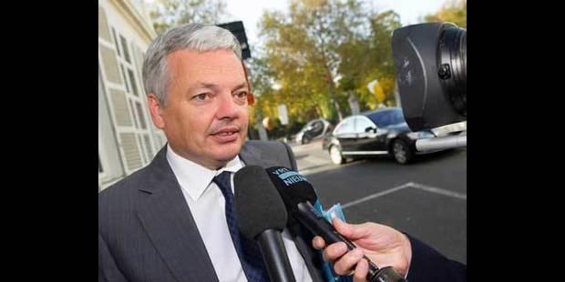 """Reynders : """"L'usine VW à Forest, nous avions pu la sauver partiellement"""" - La DH"""
