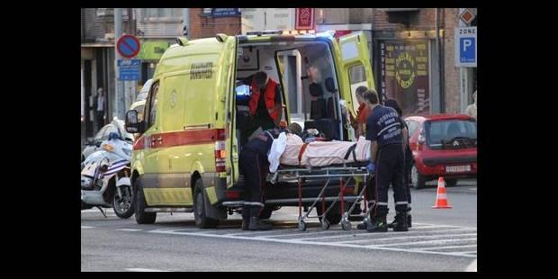 Laeken: Accident mortel sur l'Avenue Sobieski - La DH