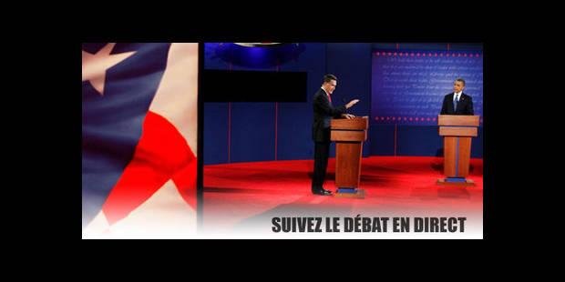 Obama et Romney pour un dernier face à face - La DH