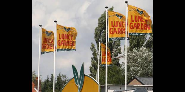 Grève: huit restaurants Lunch Garden inaccessibles - La DH