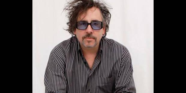 Tim Burton était emmuré par ses parents - La DH