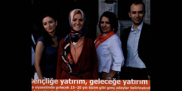 Le publi-reportage    en turc du CDH - La DH