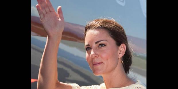 Les seins de Kate, la suite! - La DH