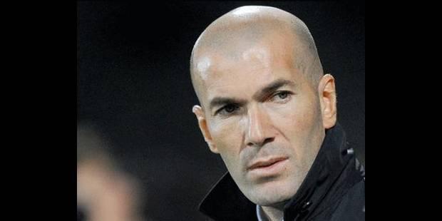 Real: Zidane n'est plus directeur sportif de l'équipe première - La DH