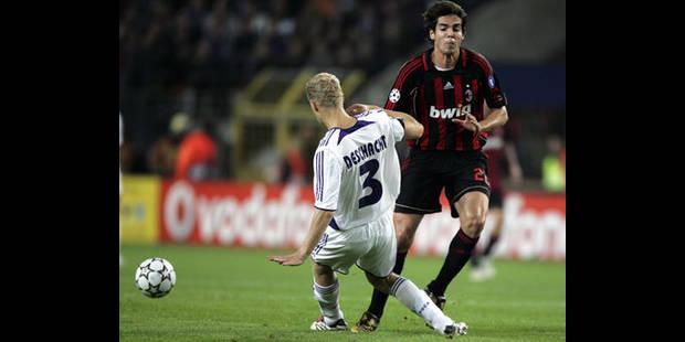 Kaká avait ridiculisé Anderlecht - La DH