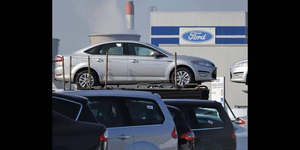 """Ford Genk : """"Une tempête dans un verre d'eau"""" - La DH"""