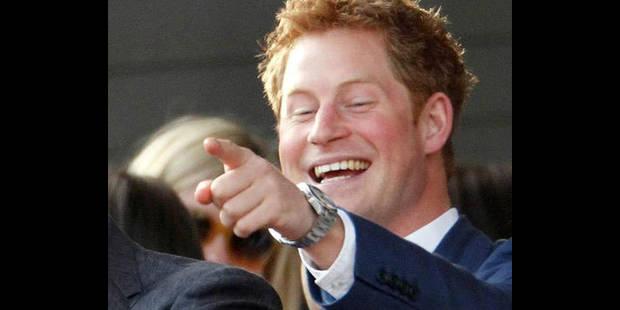 Harry supprime son profil Facebook - La DH