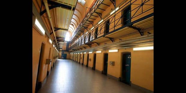 Le nombre de détenus non belges a quadruplé - La DH
