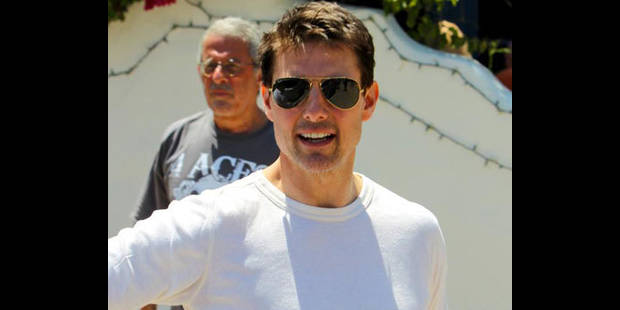 Tom Cruise: sa carte bancaire refusée dans un resto - La DH