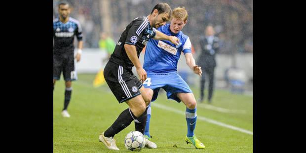 La Champion's League rapporte 11,2 millions d'euros à Genk - La DH