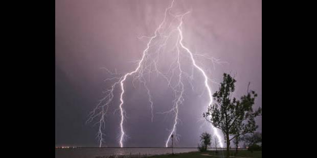 Une journée chaude assombrie par le risque d'averses et d'orages - La DH