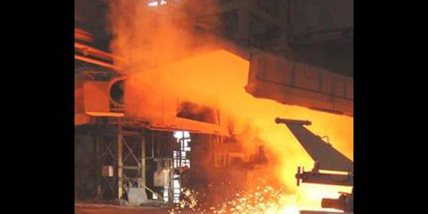 Les syndicats proposent un plan pour sauver la sidérurgie liégeoise - La DH