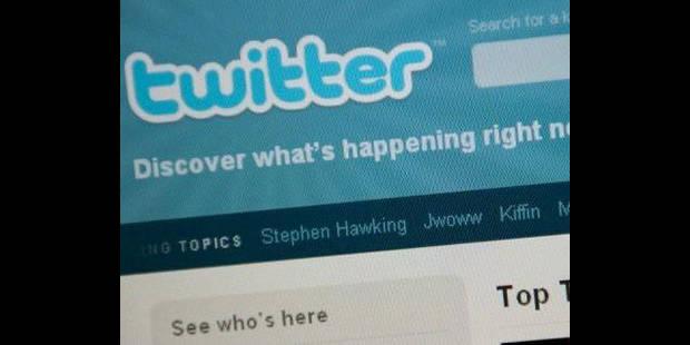 Un distributeur activé par Twitter - La DH