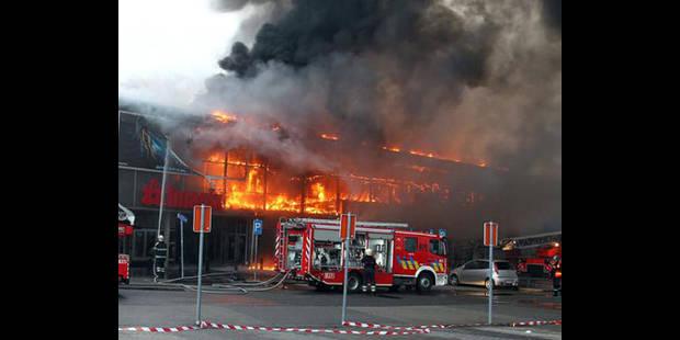 Incendie criminel : instruction  presque bouclée - La DH