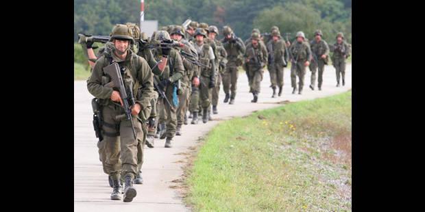 Armée: pas de Suspension volontaire de Prestations en 2013 - La DH