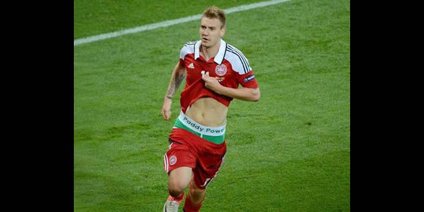 Sanction du slip: Bendtner en appel - La DH