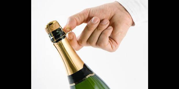 Un Belge lance sa propre marque de champagne - La DH