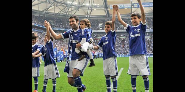Schalke en Ligue des champions - La DH