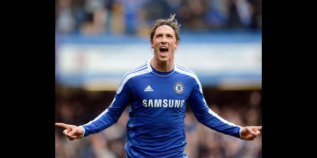 Un triplé de Torres rapproche Chelsea de la 4ème place - La DH