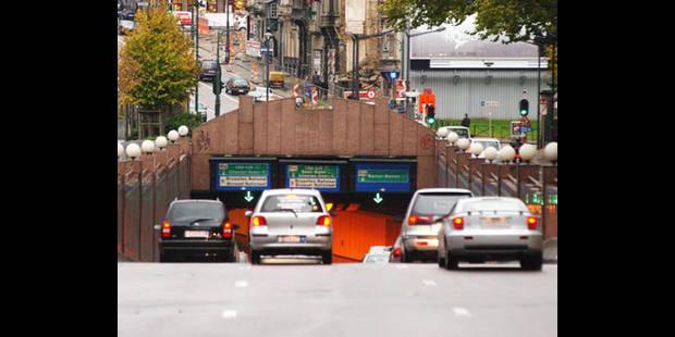 Les tunnels Loi, Cinquantenaire et Tervueren fermés pour 3 mois - La DH