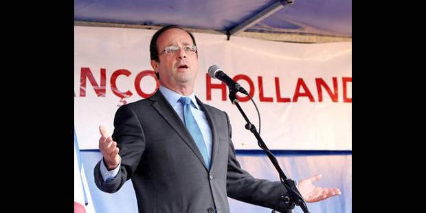Toujours 54% pour Hollande - La DH