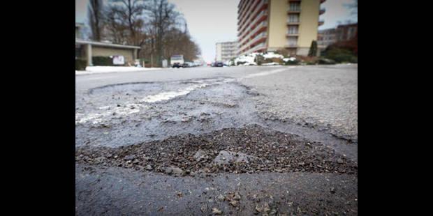 Les routes belges au pilori - La DH