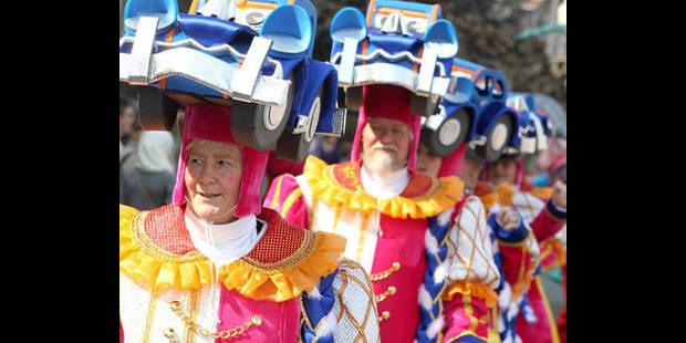 Un Scharnaval très populaire - La DH