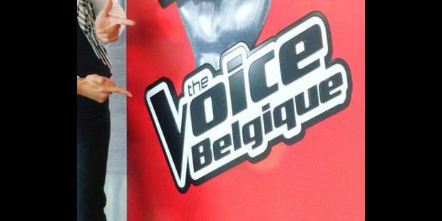 The Voice a un chat dans la gorge - La DH