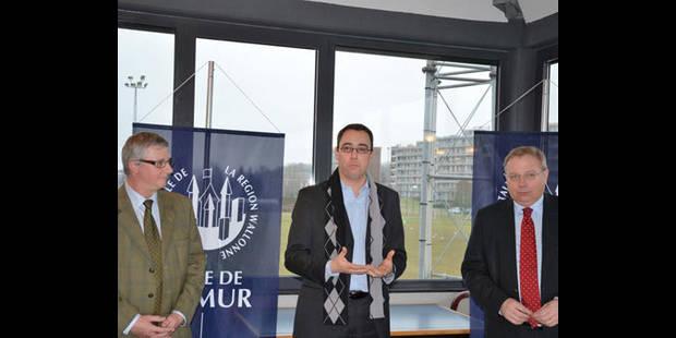 Plus de 1.000.000 €  pour la province de Namur - La DH