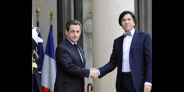 Sarkozy et Di Rupo se mettent d'accord sur Dexia - La DH