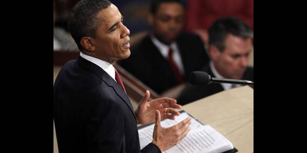 Combatif, Obama expose sa feuille de route pour un second mandat - La DH