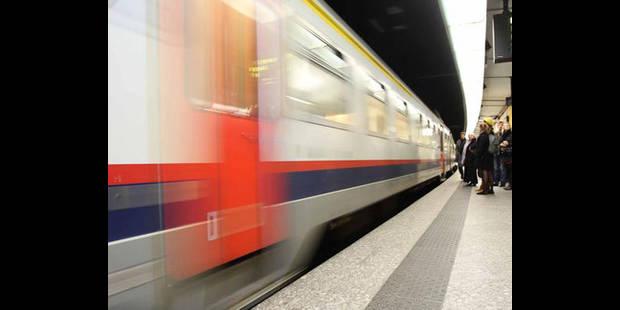 Les agressions à l'égard des agents de la SNCB en hausse l'an dernier - La DH