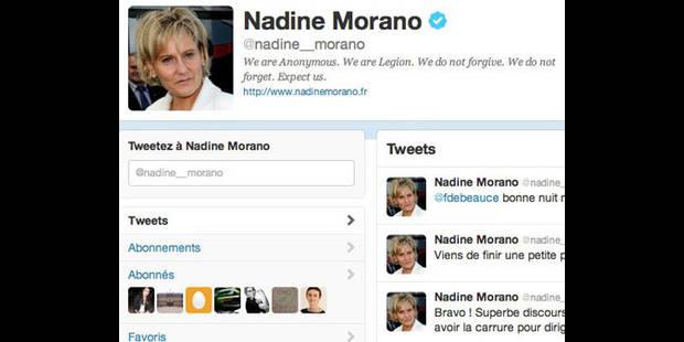 Nadine Moranonymous - La DH