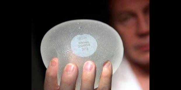 Implants mammaires PIP: la Belgique prône un dépistage systématique - La DH