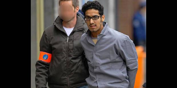 Hassan Nassiri condamné à 5 ans de prison - La DH