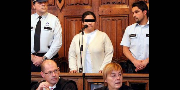 Assises Liège: Cindy Salibra reconnue coupable de l'assassinat de Mario Giuffrida - La DH